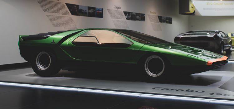 100 jaar auto's ontwerpen